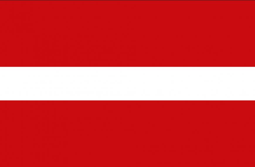 Vlag Letland