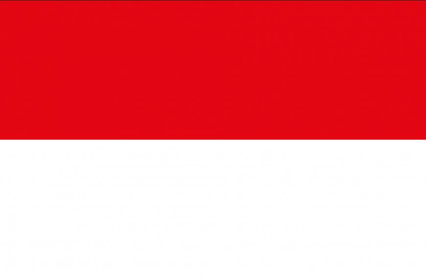 Vlag Monaco