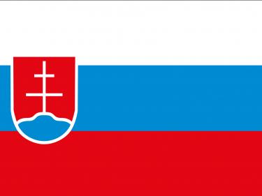 Vlag Slowakije