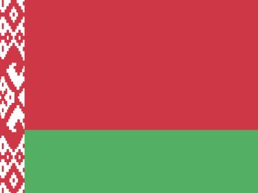 Vlag Wit-Rusland