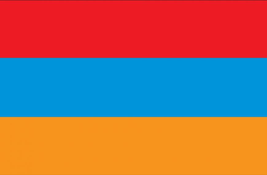 Vlag Armenië