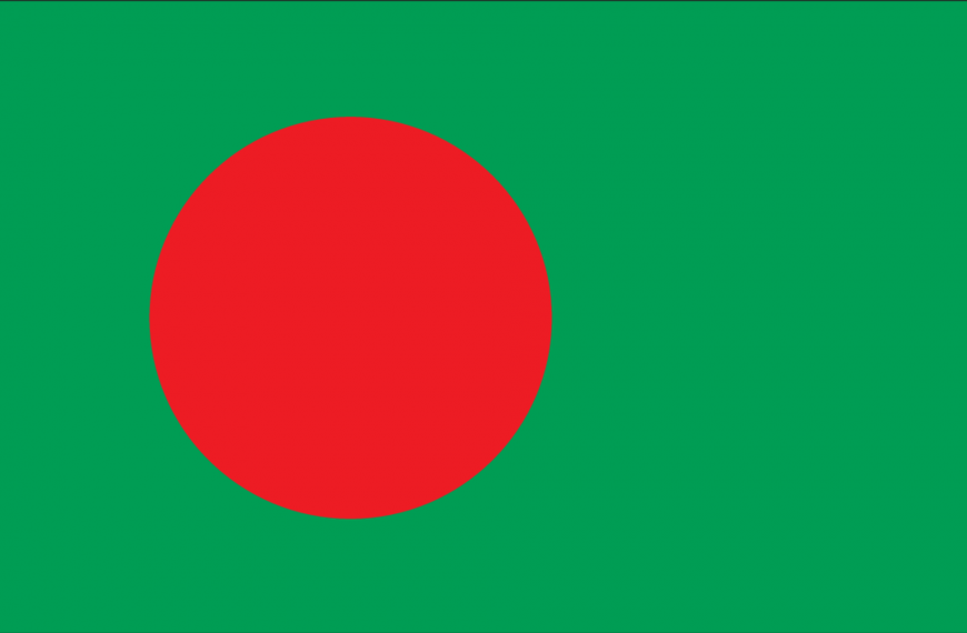 Vlag Bangladesh