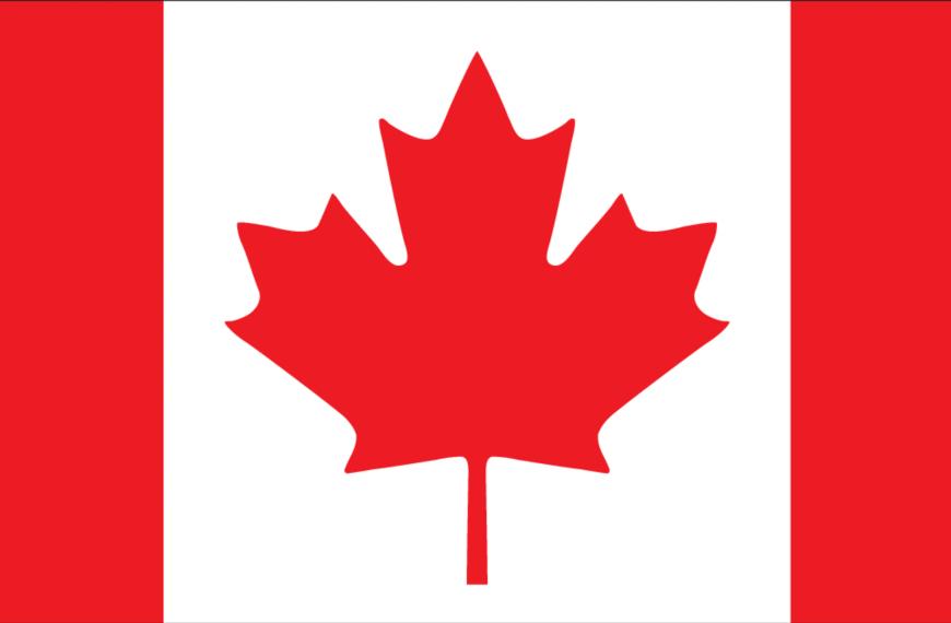 Vlag Canada