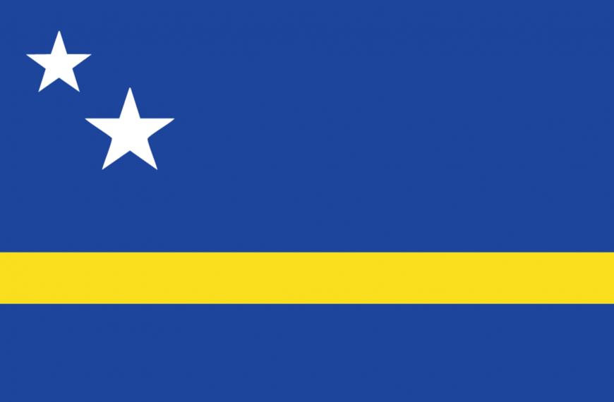 Vlag Curaçao