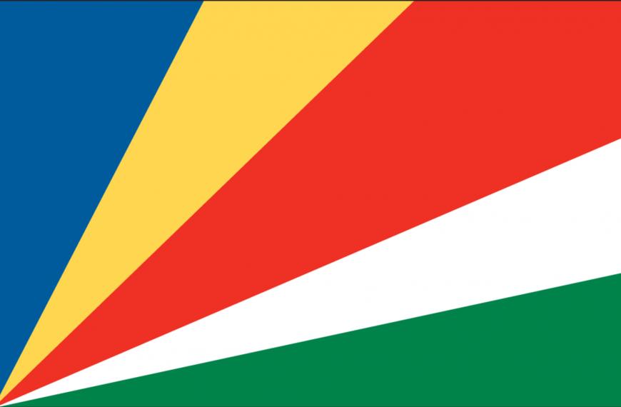 Vlag Seychellen
