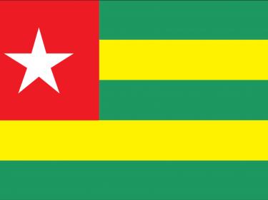 Vlag Togo