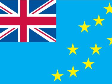 Vlag Tuvalu