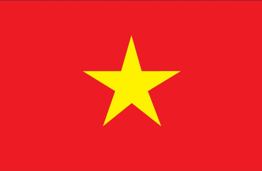Vlag Vietnam