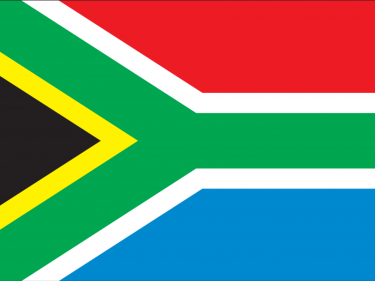 Vlag Zuid-Afrika