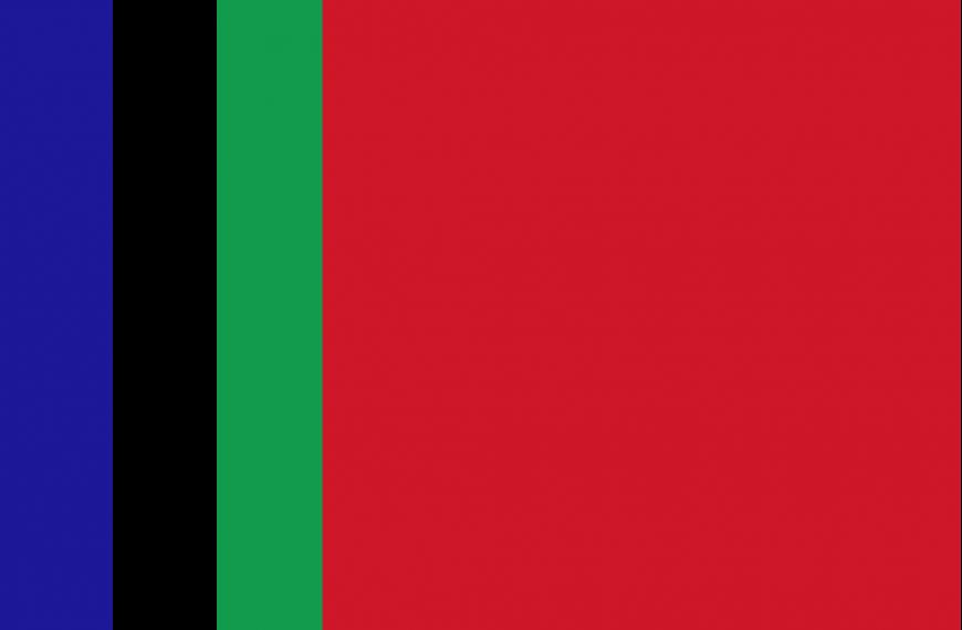 Vlag Zuid Molukken