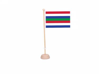 Tafelvlag Schiermonnikoog