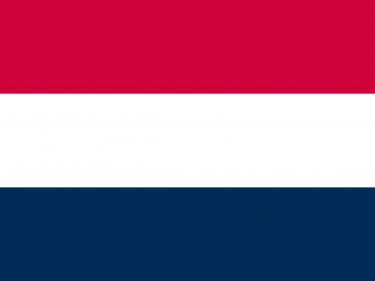 Nederlandse vlag Marine design