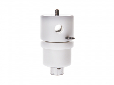 Banierhouder (60mm/53mm aluminium mast) + uithouder (130cm)