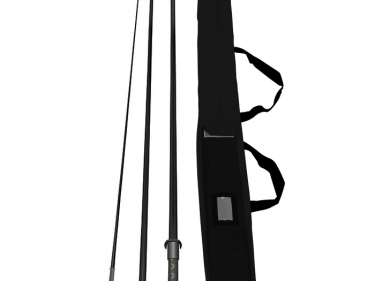 Glasfiber Beachvlag mast inclusief draagtas