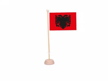 Tafelvlag Albanië