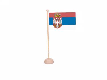 Tafelvlag Servië