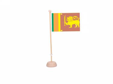 Tafelvlag SriLanka