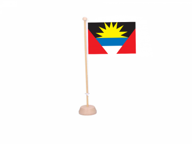Tafelvlag AntiguaenBarbuda