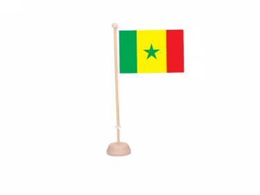 Tafelvlag Senegal