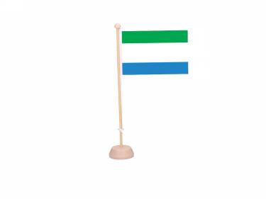 Tafelvlag Sierra Leone