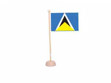 Tafelvlag St.Lucia