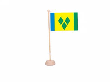 Tafelvlag St.Vincenten the Grenadines