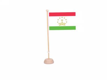 Tafelvlag Tadzjikistan
