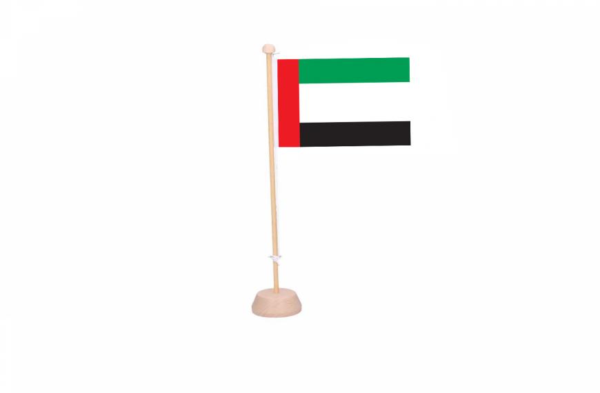 Tafelvlag Ver.Arabische Emiraten