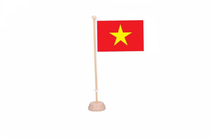 Tafelvlag Vietnam