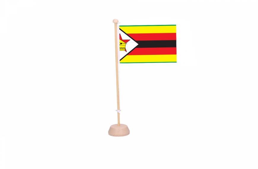 Tafelvlag Zimbabwe