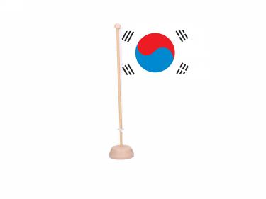 Tafelvlag Zuid-Korea