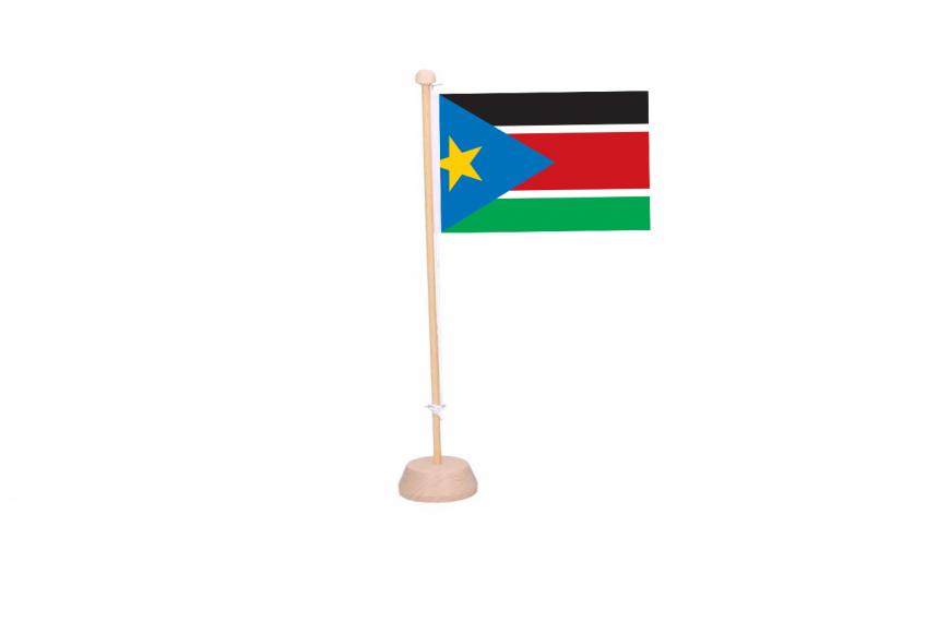 Tafelvlag Zuid-Soedan