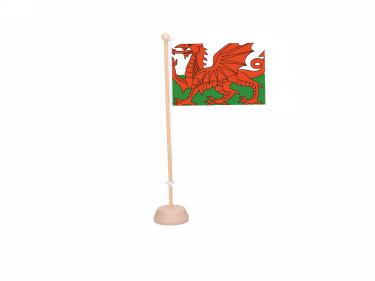 Tafelvlag Wales